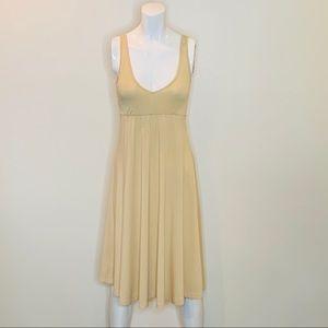 Banana Republic Cream Dress